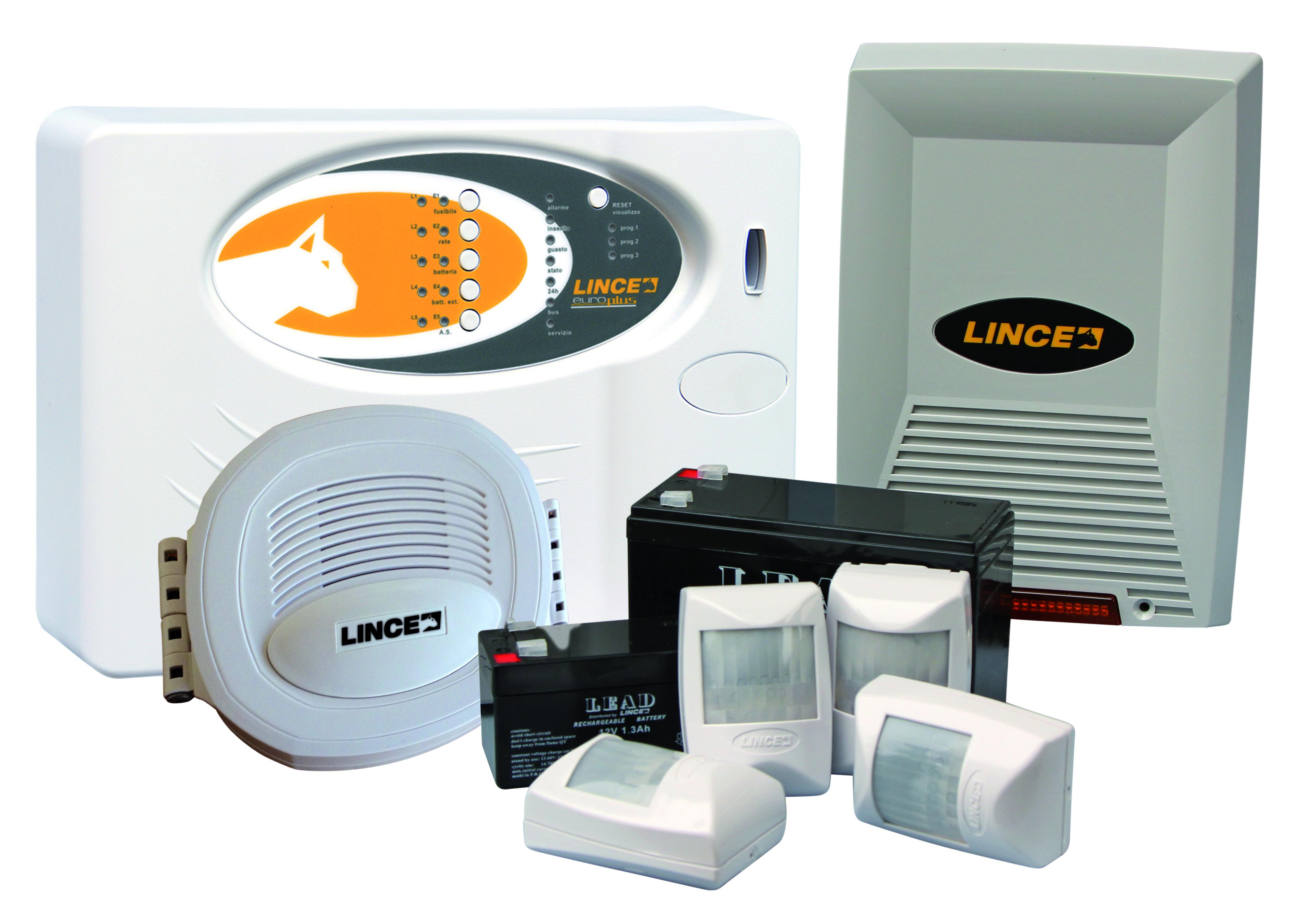 Consigli sugli antifurti della lince antifurto casa wireless for Miglior antifurto casa