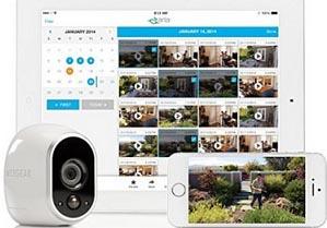 controllare casa con la videosorveglianza